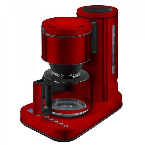 Cafetera goteo 10 tazas kuken red