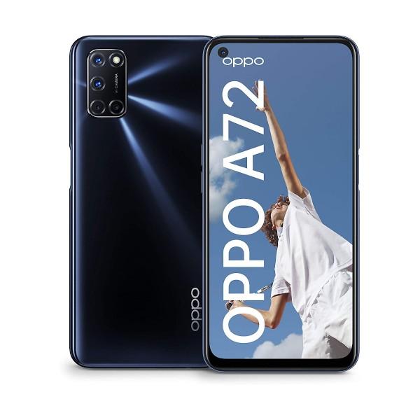 Oppo A72 twilight black